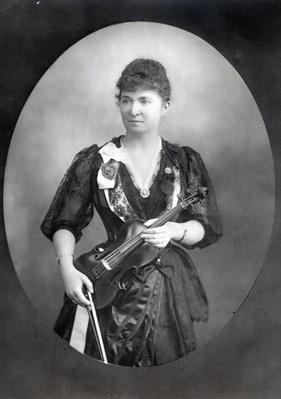 Wilma Norma Neruda, Lady Halle