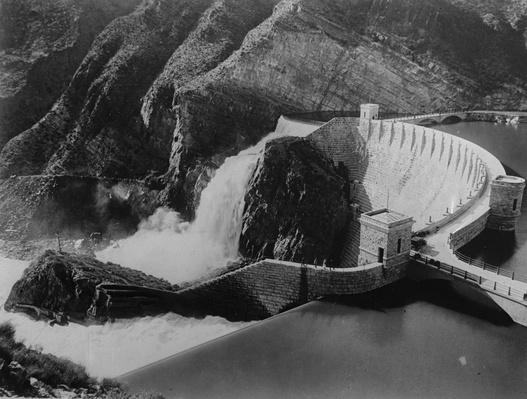 Arizona Dam | Human Impact on the Physical Environment | Geography