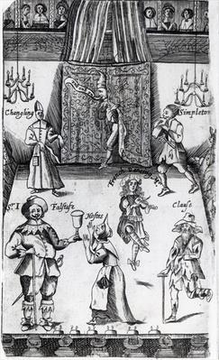The Wits, or, Sport upon Sport, 1662