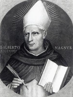 St Albertus Magnus, 1851