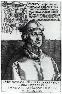 Albrecht of Brandenburg, 1519
