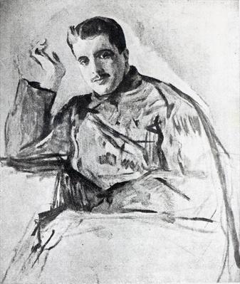 Serge Diaghilev, 1904