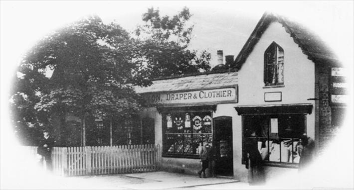 Burham, Kent, c.1909