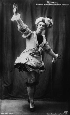 Nijinsky | The Gilded Age (1870-1910) | U.S. History