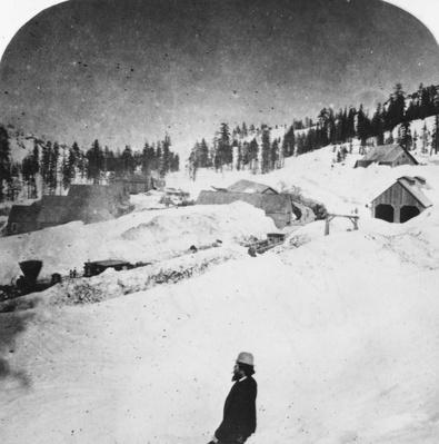 Utah Snow | The Wild West is Tamed (1870-1910) | U.S. History