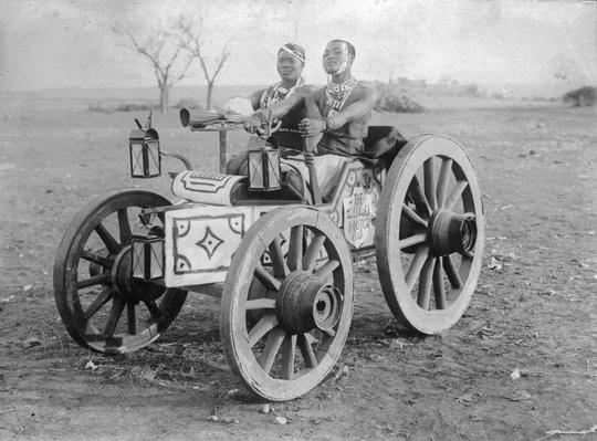 Zulu Motor Car | Evolution of the Automobile