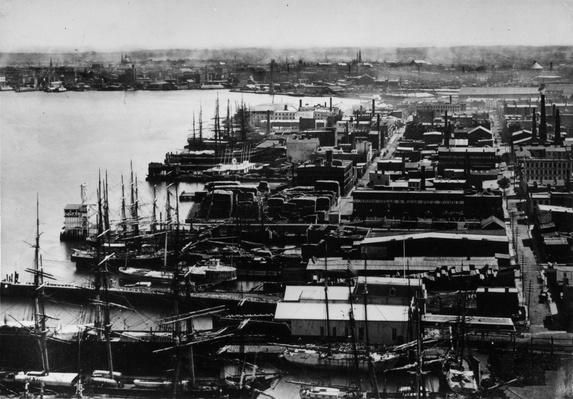 Waterfront | The Gilded Age (1870-1910) | U.S. History