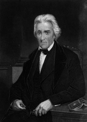 Old Hickory | American Presidential Portraits
