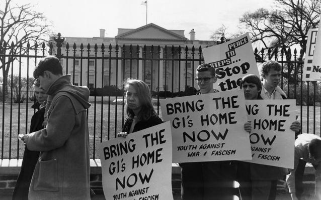 Vietnam Protesters | Vietnam War