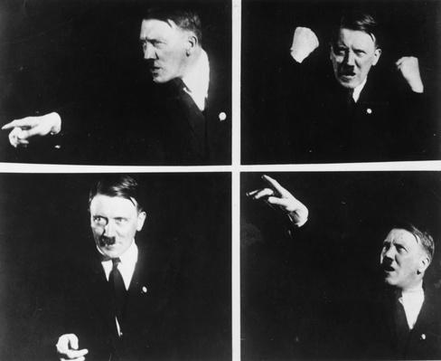 Adolf Speaking | World War II