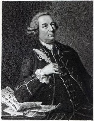 Portrait of John Christopher Smith