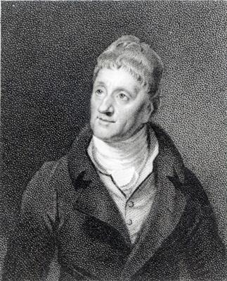 Portrait of Sir John Soane