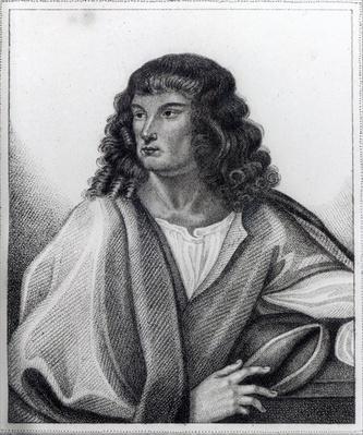 Portrait of Robert Spencer