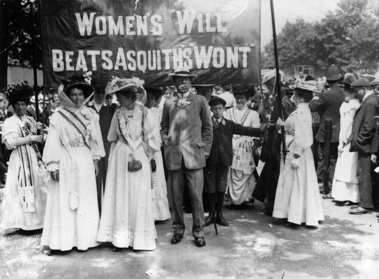Monster Meeting | Women's Suffrage | U.S. History