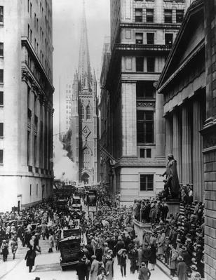 Stockmarket Crash | The Great Depression | U.S. History