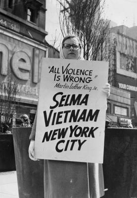 Anti-War Protest | Vietnam War