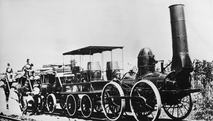 American Locomotive | Evolution of the Railroad (Engine)