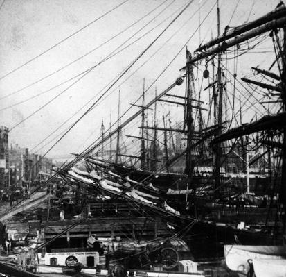 New York Harbour | The Gilded Age (1870-1910) | U.S. History