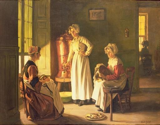Scullery Maids