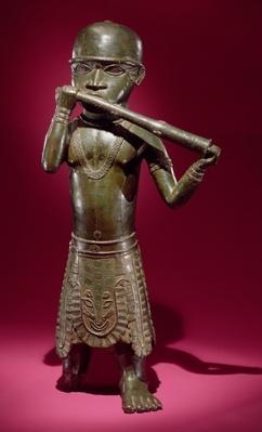 Hornblower, from Benin, Nigeria