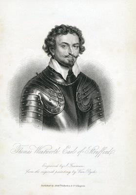 Sir Thomas Wentworth, 1st Earl of Strafford,