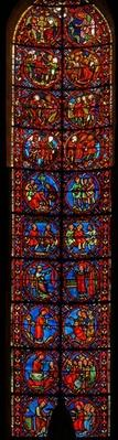 The St. Stephen window