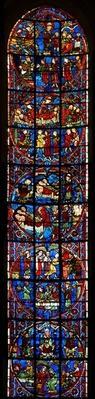 The St. Nicholas window