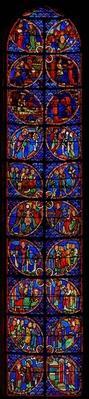 The St. John the Baptist window