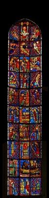 The window of St. Mary the Egyptian