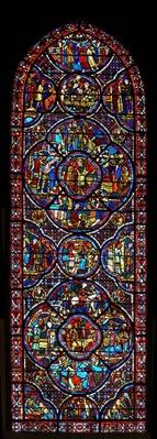 The Prodigal Son window