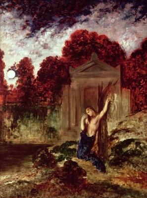 Orpheus at the Tomb of Eurydice