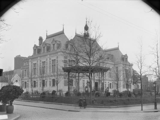 Town Hall, c.1886-90