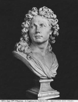 Bust of Robert de Cotte, 1707