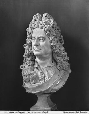 Bust of Antoine Coypel