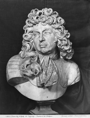 Bust of Francois de Crequy, c.1690