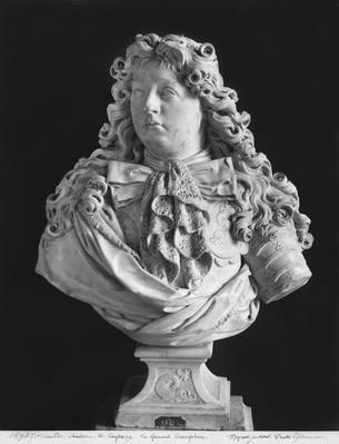 Bust of Louis de France