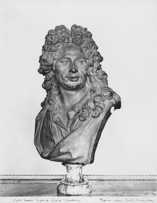 Bust of Gerard Audran