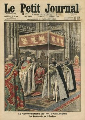 The Coronation of King George V