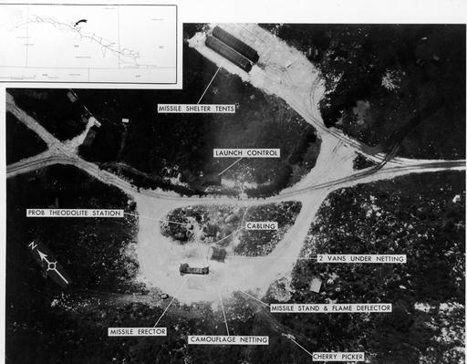Soviet Missile Launch Site In Cuba | The Cold War | The 20th Century Since 1945: Postwar Politics