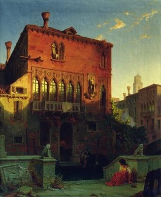 The House of Othello, the Moore in Venice, 1856