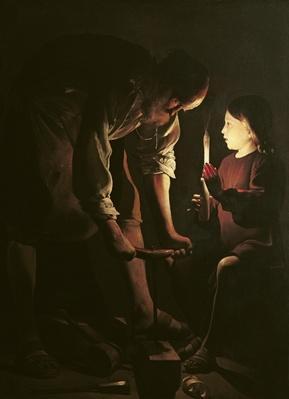 St. Joseph, the Carpenter, c.1640