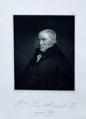 Portrait of William Smith