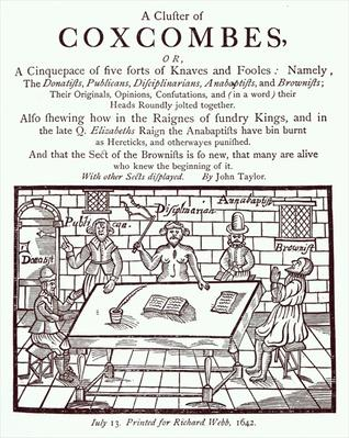 'A Cluster of Coxcombes' by John Taylor, printed in 1642