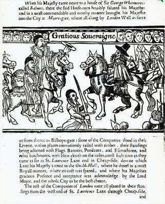Gracious Sovereign, c.1631