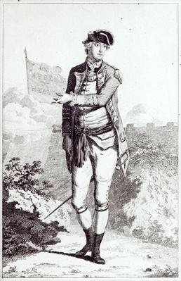 'An Appeal to Heaven', a portrait of General Lee