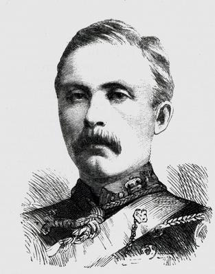 Lieutenant-Colonel Hamill Stewart, C.M.G 11th Hussars