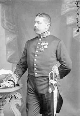 Brigadier-General Sir Percy Molesworth Sykes