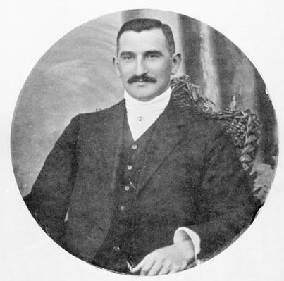 Oscar Slater, c.1908
