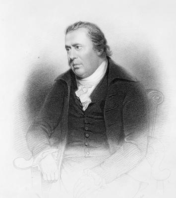 William Smellie, engraved by Henry Bryan Hall, 1840