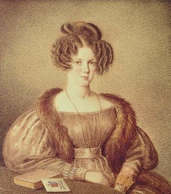 Portrait of Rosamond Best